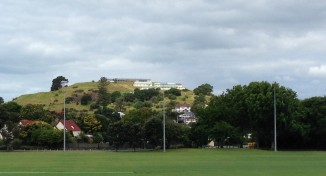 View of North Head from Devonport